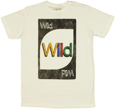 Uno Wild Card T-Shirt Sheer