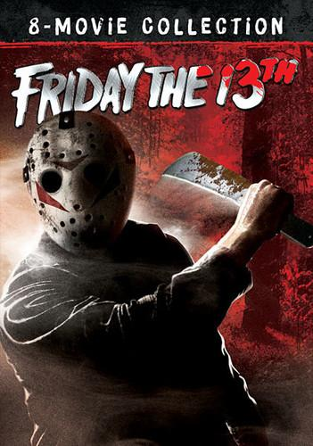 Friday the 13th: The Ultimate Collection [8 Discs]