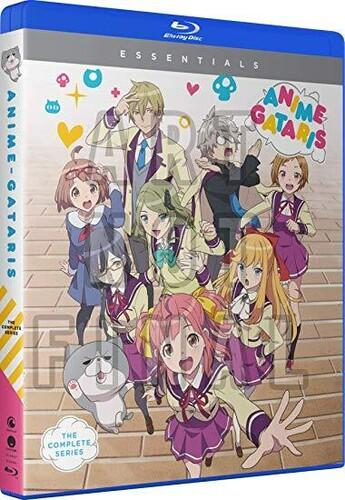 Anime-Gataris: The Complete Series