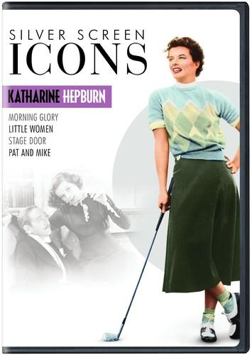 Silver Screen Icons: Katharine Hepburn - Morning Glory/Little Women/Stage Door/Pat and Mike