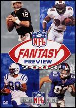 NFL Fantasy Preview 2003: Draft Guide [2 Discs]
