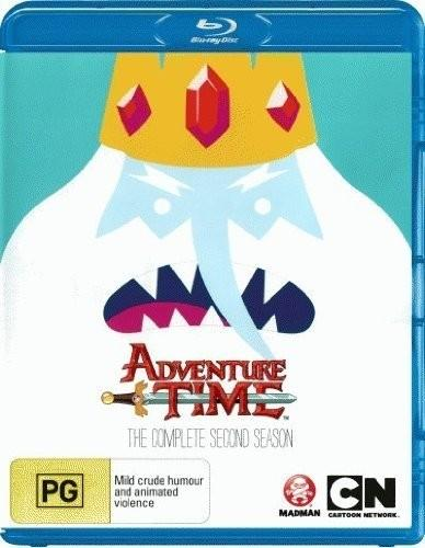 Adventure Time: The Complete Second Season [Blu-ray]
