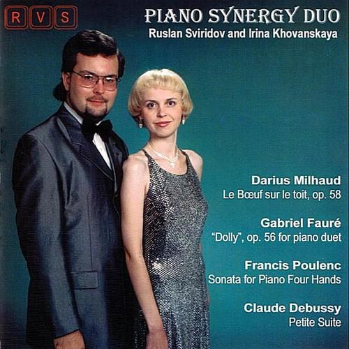 Piano Synergy Duo - Music of French Composers