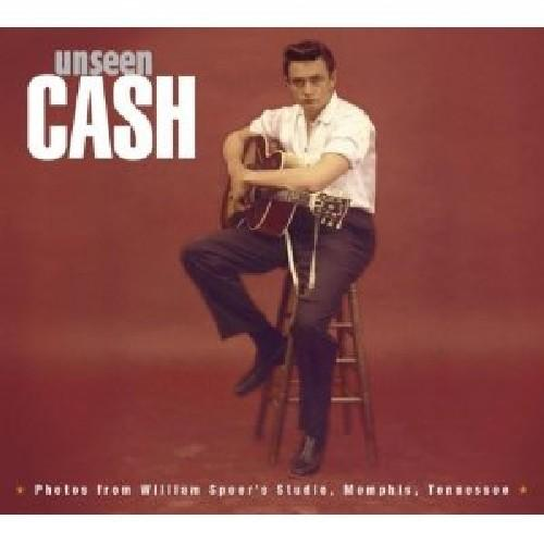 Johnny Cash - Unseen Cash from William Speer's Studio, , small