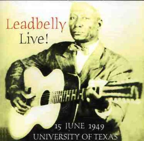 Lead Belly - Leadbelly Live