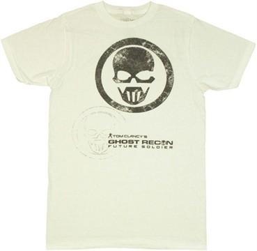 Ghost Recon Future Soldier Vintage T-Shirt Sheer